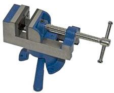 yost Drill Press Vise with Removable Swivel Base