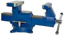 Yost Multipurpose Mechanic's Reversible Swivel Base Vise