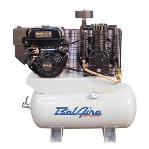 TWO STAGE GAS AIR COMPRESSOR 9 TO 13 HP