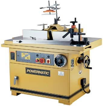 Powermatic TS29 Tilting / Sliding HD Shaper