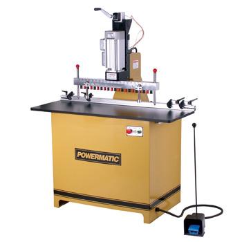 powermatic line boring machine