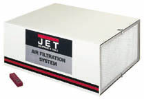 JET AFS-1000 & AFS-2000 DUST FILTERING SYSTEM