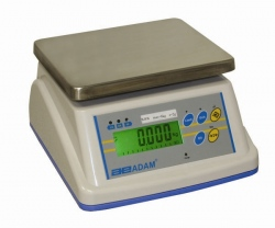 WBWa Wash Down Scales / Capacity:  2000g - 16kg