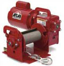 Stationary & Portable Power Winches