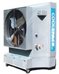 Cool-Space Portable Evaporative Coolers