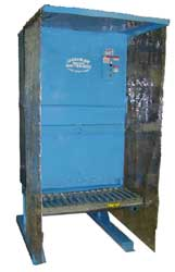 denray BKDR100 Backdraft Machine