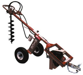 DirtDawg Torque Series Earth Augers