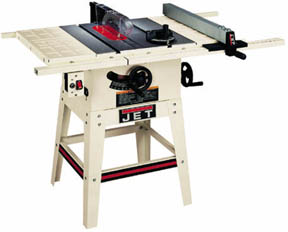 Jet 10 direct drive tablesaw for 10 jet table saw