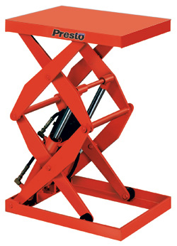 Presto Double Scissor Lifts