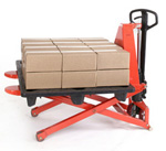 PRESTO Skid Lifter High Lift Pallet Truck