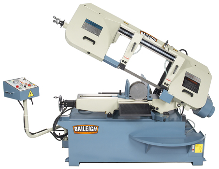 BS-330 Semi-Automatic Band-Saws