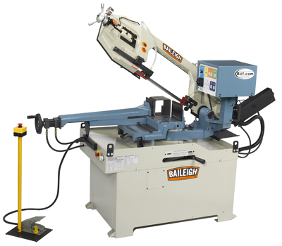 BS-350 Semi-Automatic Band Saws