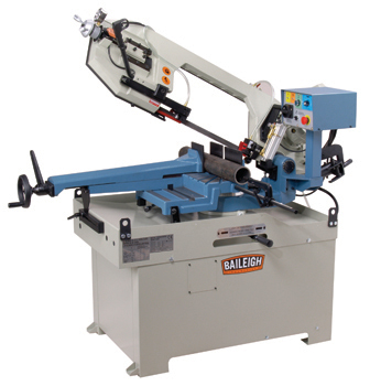 Dual Miter Band Saw BS-350M