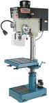 baileigh 1-1/2 inch vs gear head drill press