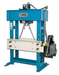 baileigh 110 tonhydraulic shop press