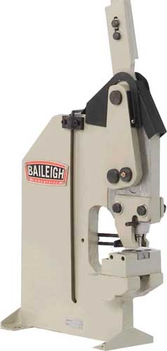 Baileigh HP-160 Manually Operated Hand Punch