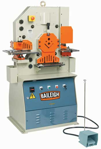 Baileigh SW-50 Five Station Ironworker
