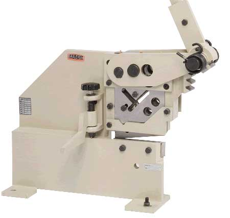 Baileigh SW-22M Manual Five Station Ironworker
