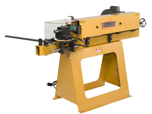 Baileigh Tn 400 Tube And Pipe Notcher