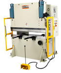 Baileah Hydraulic press brakes - From 33 to 123 tons