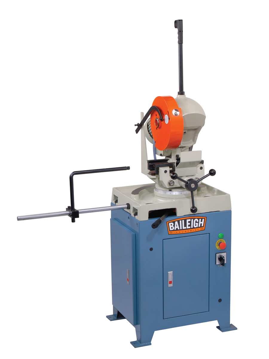 Baileigh Cs 275m Manually Operated Cold Saw