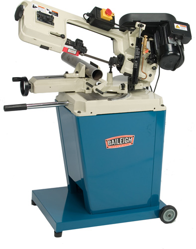 Portable Metal Cutting Band Saw BS-128M