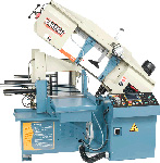 baileigh bs-20a fully automatic metal cutting bandsaw