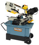 baileigh Mitering Horizontal and Vertical Band Saw BS-712MS