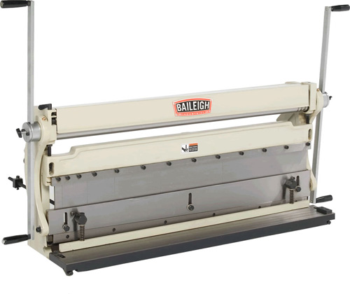 3-in-1 Shear Brake Roll Machine SBR-4020
