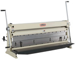 "Baileah 52"" x 20 Ga Combo Shear, Brake & Roll"