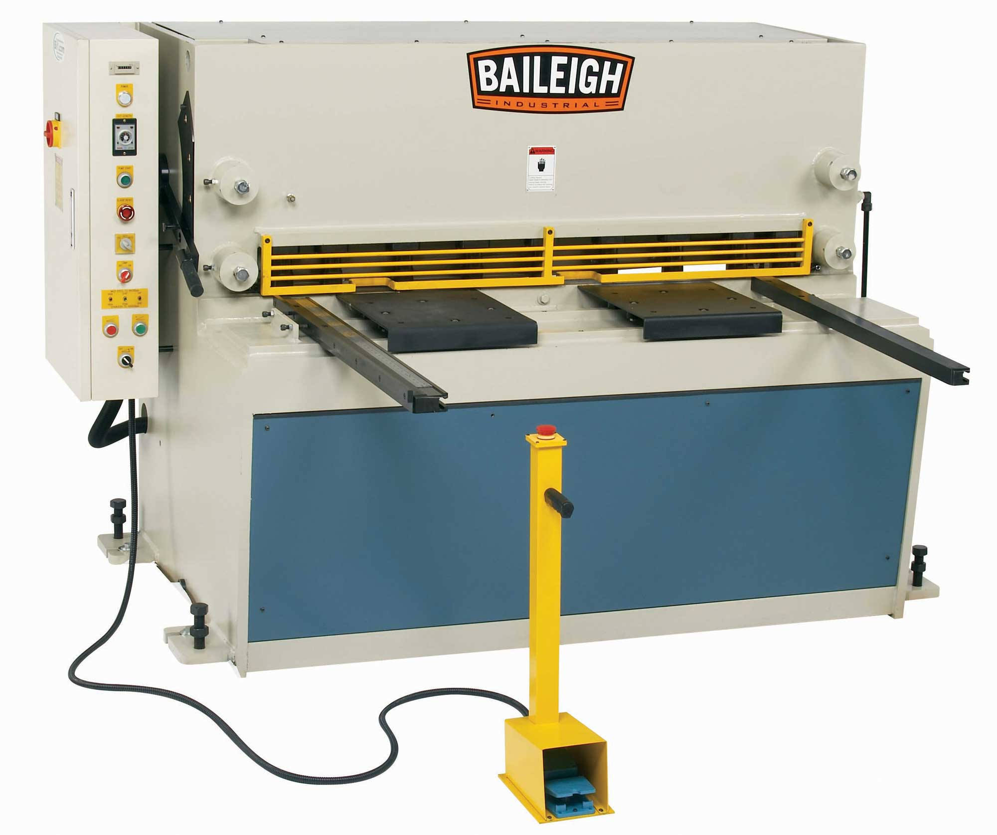 Baileigh Sh 5203hd Hydraulic Plate Shear