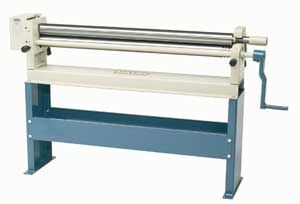 MANUAL & HYDRAULIC SLIP ROLLS