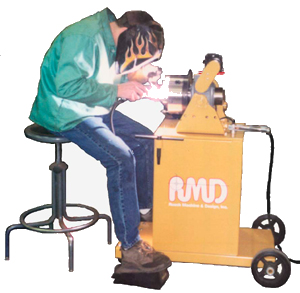 RMD Welding Positioners are the best welding machines on the market. RMD welding equipment includes tubing benders, pipe benders, notchers, and pipe welding positioners.