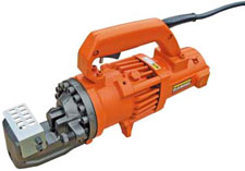 MANUAL & HYDRAULIC REBAR CUTTERS & BENDERS