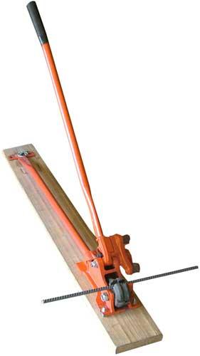 Manual Rebar Bender And Cutters