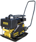 BOMAG FORWARD PLATE COMPACTOR
