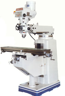BPV-1054-C Birmingham Variable Speed Knee Milling Machine