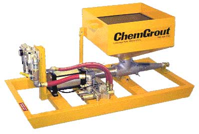 ChemGrout CG-030 Piston Grout Pumps