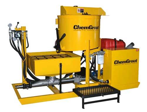 Chemgrout Cg 550 Geothermal Series