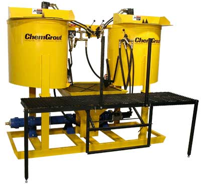 ChemGrout CG-580 High Capacity Series