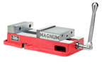 "conquest high quality 8"" ""mag"" machinist vise"