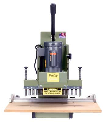 Conquest Mini 13-Spindle Line Boring Machine