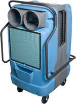 Air Movers, Dehumidifers, Carpet Equipment