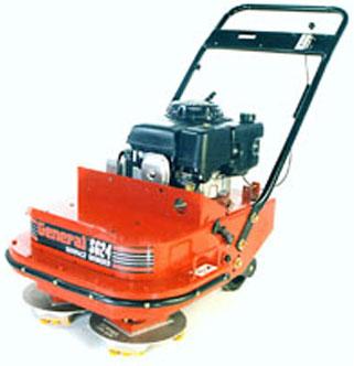 General Equipment Sg24 Gh Gasoline Dual Head