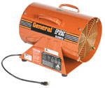 General Equipment Haz & Non-Haz VENTILATION BLOWERS