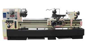 GMC GML 2280T-22120T High Precision Gap Bed Lathes