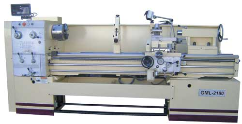 GMC GML-2100 Series precision high speed lathe
