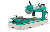 "TD10 10"" TILE & STONE SAW 1.5HP / 110V includes STAND & BLADE"