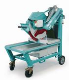 "IMER 28"" MODEL 750 - Stone, Masonry & Precast Saw - ELECTRIC"