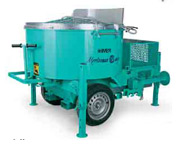 mortarman 750 - Mortar, Precast and Specialty Product Mixers
